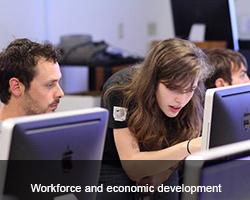 Workforce and economic development