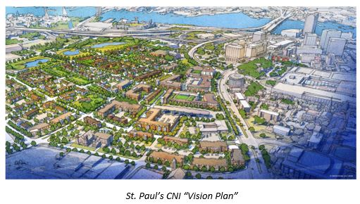 St. Paul's CNI Vision Plan