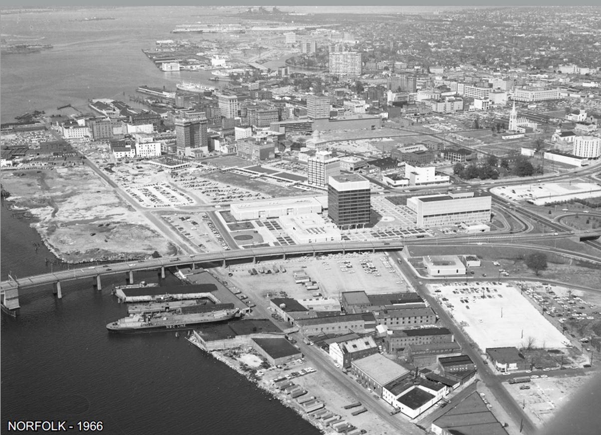 Downtown Waterfront 1966