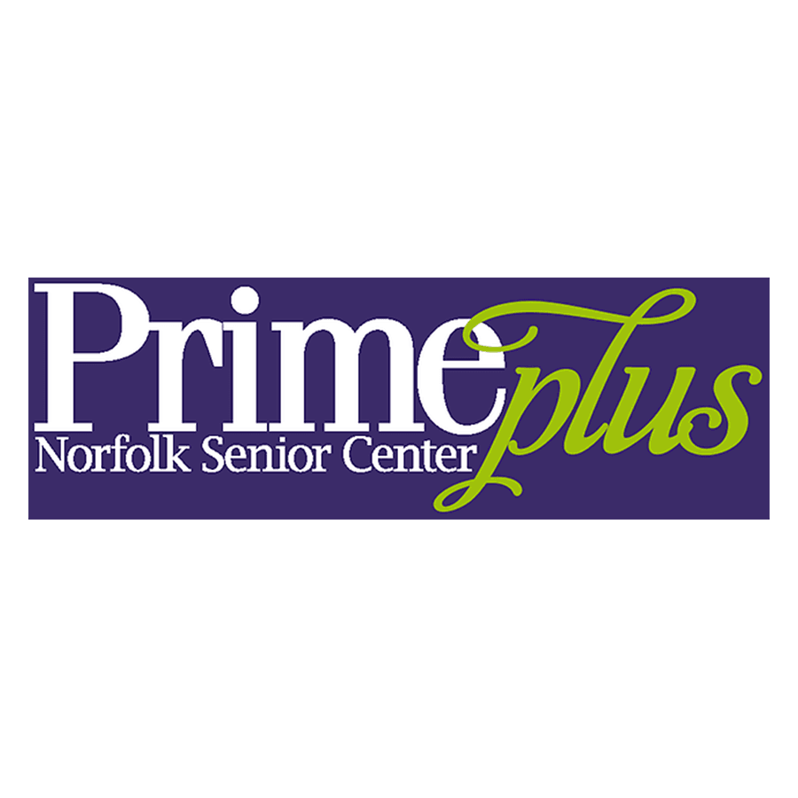 Prime Plus Senior Center Logo Button