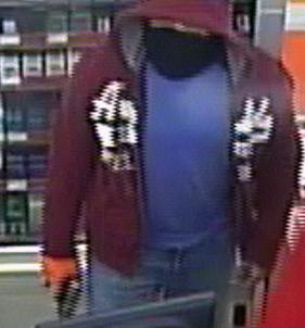 Family Dollar Robbery Suspect Photo 1
