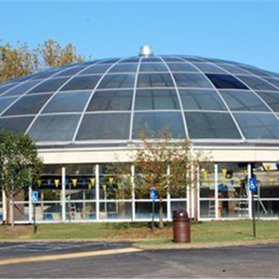 NFWC Indoor Pool Under the Dome