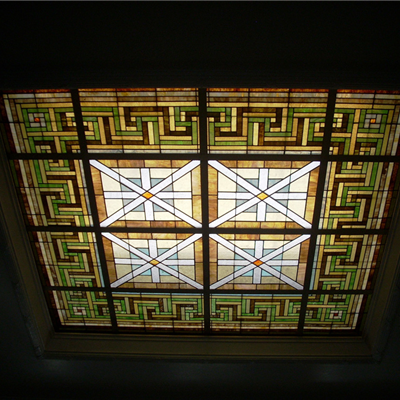 Community Mausoleum Skylight