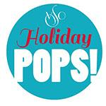 Holiday Pops button