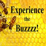 poster of bees and honey
