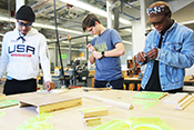 ODU Students Create Holiday STEM Toys for Pediatric Patients