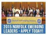 Apply Today for the 2015 Norfolk Emerging Leaders Program for Students, ages 16-19