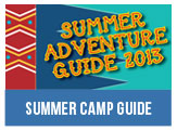 2013 Summer Adventure Camp Guide