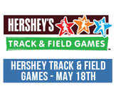 Herhsey Track and Field Games - May 18