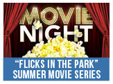 Flicks in the Park Outdoor Movie Nights