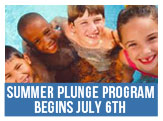 Summer Plunge Program begins July 6th