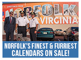 Norfolks Finest and Furriest calendars on sale now