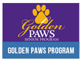 Golden Paws Senior Program