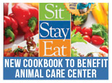 New Cookbook Benefits Shelter Features Celebrity Recipes, Animal Stories