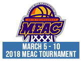 2018 MEAC Basketball Tournament