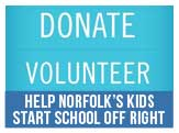 Donate and Volunteer - Help Norfolk's Kids Start School Off Right