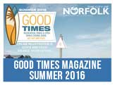 Good Times Magazine Summer 2016