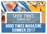 Good Times Magazine Summer 2017