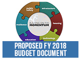 Proposed FY 2018 Budget Document