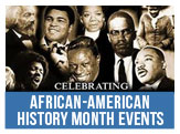Find out about African-American History Month Events at Norfolk Public Library