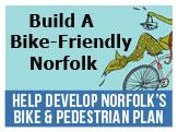 Join a Community Meeting to Help Build Norfolk's Bicycle and Pedestrian Strategic Plan