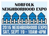Norfolk Neighborhood Expo - Sat, September 19, 2015, 10am-4pm at the Kroc Center 1401 Ballentine Blvd.