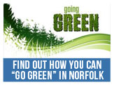 Find out information an Resources about Going Green in Norfolk