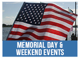 Memorial Day and Weekend Events