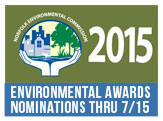 NEC 2015 Environmental Action Awards Nominations May 1 through July 15.