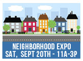 Norfolk Neighborhood Expo, Sat, Sept 20th, 11am-3pm at the Kroc Center