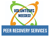 Volunteers Needed for Peer Recovery Services