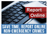 Report Non-Emergency Crimes and Incidents Online