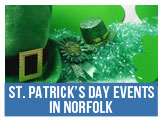St Patrick's Day Events in Norfolk