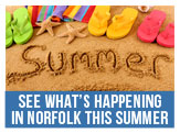 Find out What is Happening Around Norfolk This Summer