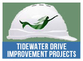 Tidewater Drive Improvement Projects