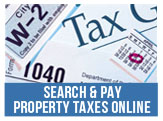 Search and Pay Property Taxes Online