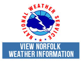 View Norfolk's weather information from the National Weather Service