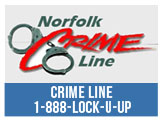 Norfolk Crime Line