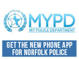 MyPD smartphone app now available for Norfolk Police