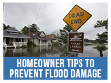 Tips for Homeowners to Prevent Flood Damage