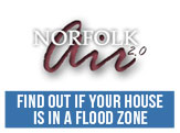 Use Norfolk Air 2.0 to find out if your house is in a flood zone