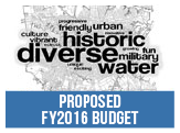 Proposed FY2016 Budget