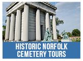 Historic Norfolk Cemetery Tours