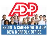 Begin a career with ADP at their new Norfolk office