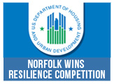 Norfolk Wins National Disaster Resilience Competition!