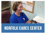 Norfolk Cares Center