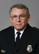 Fire Chief Jeffery Wise