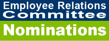 Employee Relations Committee Nonimations