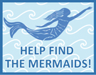 Help find the Mermaids