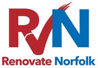 Renovate Norfolk logo
